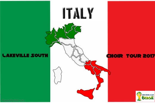 Copy of Italy Flag - World Cup Poster