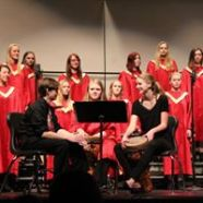 bel canto with percussion