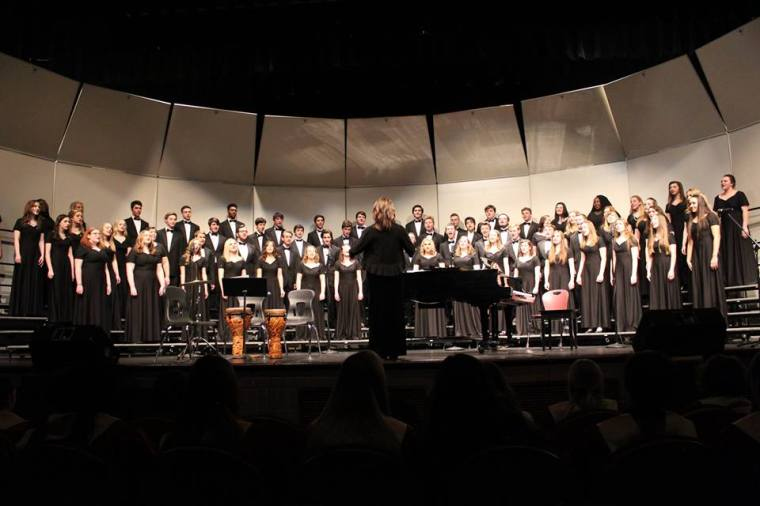 Chorale March Concert
